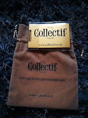 Rockabilly Accessries Collectif Mirror pouch Pin-up 50s BNIB