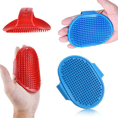 Pet Touch Grooming Massage Hair Removal Bath Brush Glove Dog Cat Hair Comb Fashi
