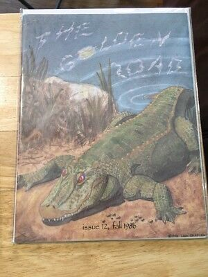 Grateful Dead The Golden Road Magazine Issue 12 Fall 1986