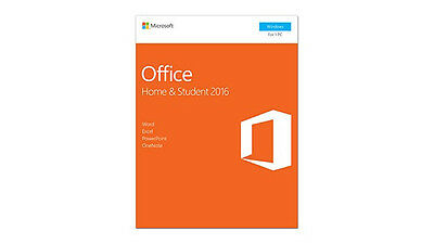 Microsoft Office 2016 Home & Student - 1 Pc - Office Suite - Non-commercial,