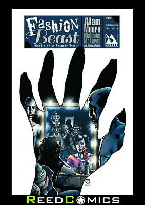 ALAN MOORE FASHION BEAST GRAPHIC NOVEL New Paperback Collects 10 Part Series