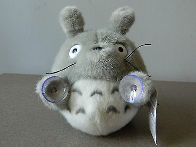New! Gund Studio Ghibli My Neighbor Totoro Window Cling Plush 7in Toy Doll Stuff
