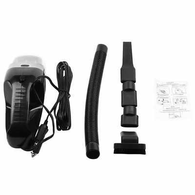1 set 120W Handheld Wet & Dry Car Auto Vacuum Cleaner Portable Chargeable Hom JV