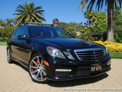 E-Class E 63 AMG 2012 Mercedes-Benz E 63 AMG  Wagon* One Owner* Well Maintained*