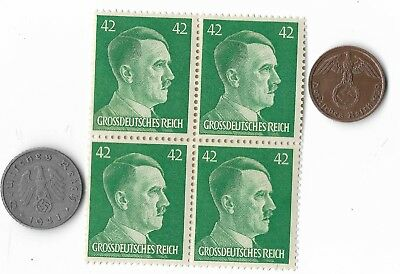 Original Rare Old German wwii ww2 Germany Coin Stamp Great Collection