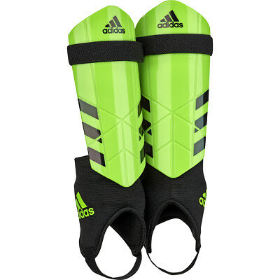 Adidas Youth Ghost Soccer Shinguards Green/Black