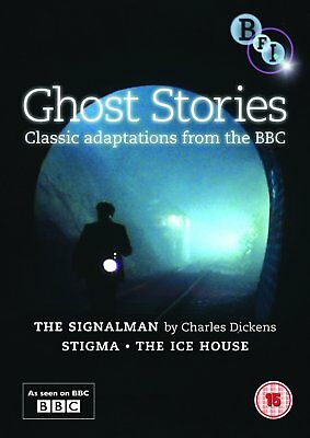 Ghost Stories from the BBC DVD Horror Series 2012 Region 2 New