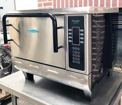 Turbochef Ngcd6 Tornado 2 High Speed Accelerated Ventless Counter Top Oven