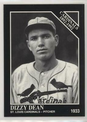 1992 The Sporting News Conlon Collection #635 Dizzy Dean St. Louis Cardinals
