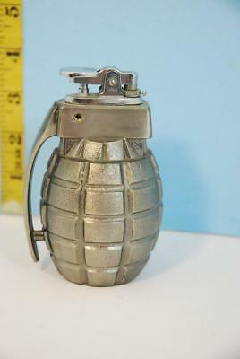 Vintage US Army Style Hand Grenade Lighter from Japan