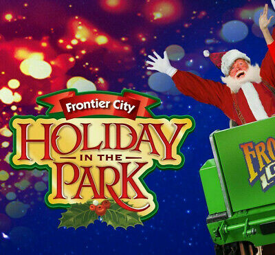 Frontier City Tickets $22  A Promo DIscount Tool