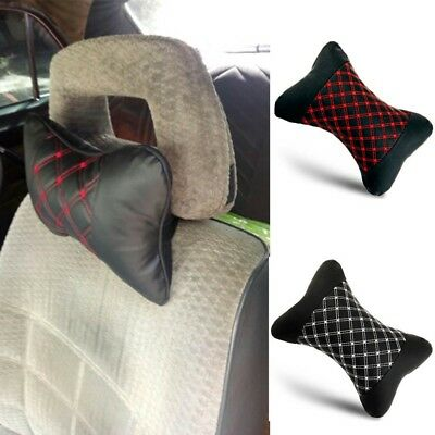Hot Car Seat Headrest Pad Memory Pillow Head Neck Rest Support Cushion For Gifts