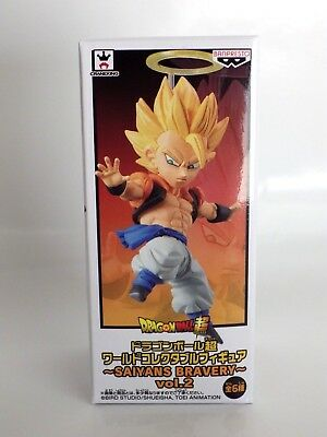WCF Figuren dbz Dragon Ball z neu BANPRESTO Sayan Tapferkeit vol.2 Gogeta