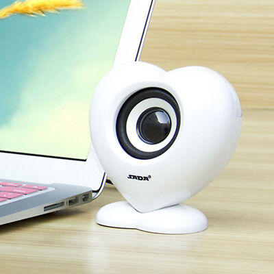 Mini Speaker USB Music Player for Computer Desktop PC Laptop Notebook lot re