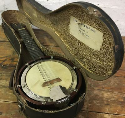 Vintage 'The Ideal' 125 Mandolin - High Quality - British Made