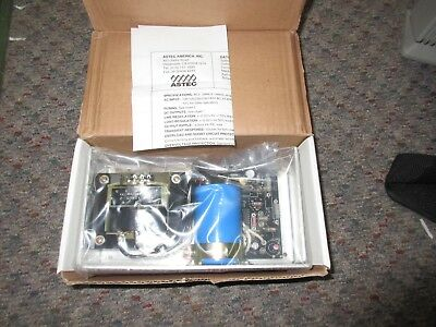 ASTEC ACV 24N4.8 POWER SUPPLY NEW 24 volt output