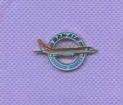 Rare Pins Avion Dan Air L150