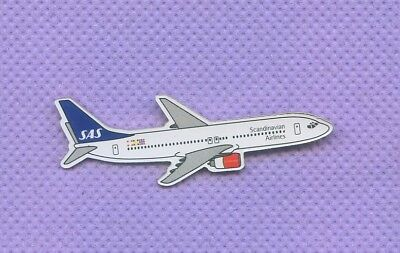 RARE PINS Avion Sas Scandinavian Airlines L160