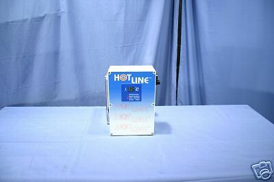 Hot Line Fluid Warmer Blue