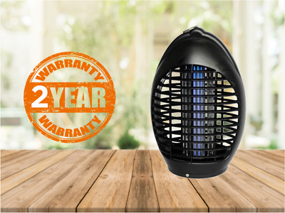Powerful Electric UV Wasp Flying Insect Killer Zapper Bug Pest Control Trap