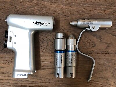 Stryker CD4 4405 and attachments. Warranty.