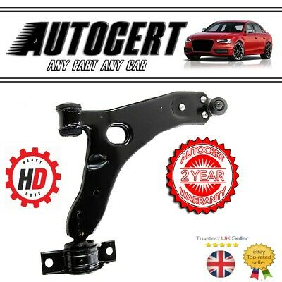 FORD FOCUS MK1 1998-2004 FRONT LOWER SUSPENSION ARMS *LEFT AND RIGHT PAIR*