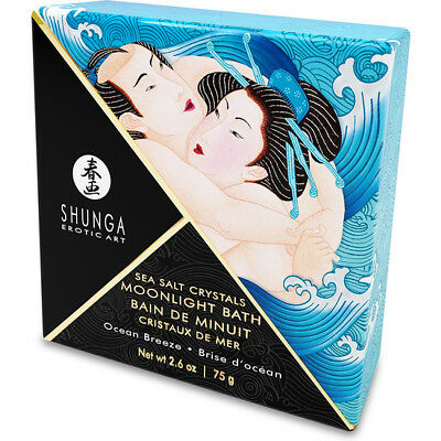 Sales De Baño Shunga Crystals Bath Ocean Breeze 75 Gr