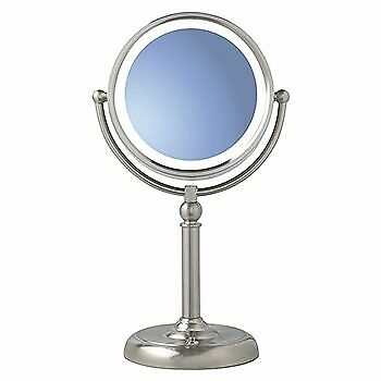 Sunter LED Natural Daylight Vanity Mirror 10x Magnification - NEW