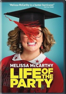 Life of the Party (DVD,2018)