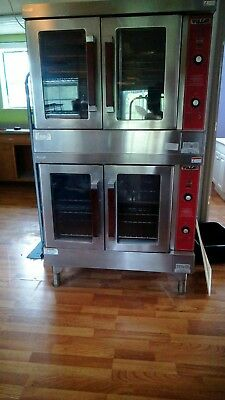 Vulcan Vc4Gd-10 Double Deck Commercial Oven