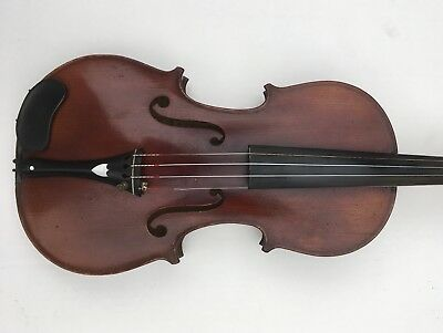*antique French Violin* A. Salvator, Paris H.e.b. Very Good Condition Playable
