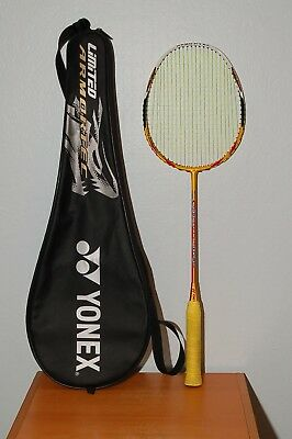 Rare Yonex Armortec 250 Limited Edition 2008 Badminton Racket