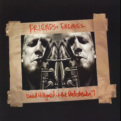 Dave Hillyard - Friends (Vinyl LP - 2018 - US - Original)