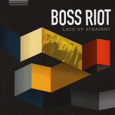 Boss Riot - Lace Up Straight (Vinyl LP - 2018 - US - Original)