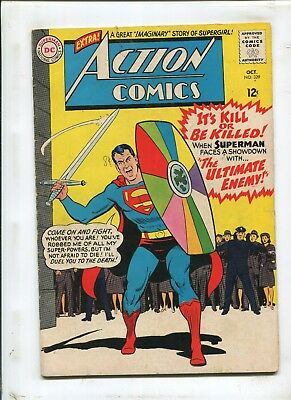 Action Comics #329 - The Ultimate Enemy! - (4.0) 1965