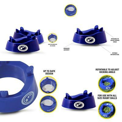 Rugby Kicking Tee Adjustable Rugby Standard Kicking Tee Blue One Size ✔ Pre Gi