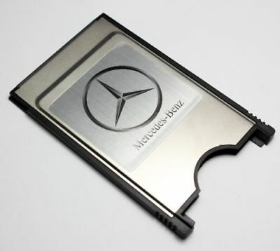 For Mercedes Benz PCMCIA Command System CompactFlash CF Adapter up to 32GB (2)