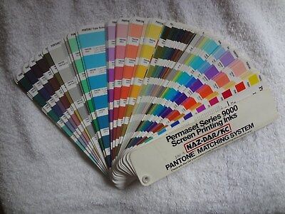 Pantone Matching System Color Guide