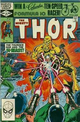 Thor (1966 series) #315 in Very Fine minus condition. Marvel comics