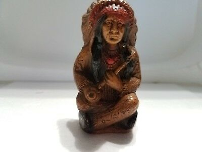 souvenir Brainerd Minn Indian figurine