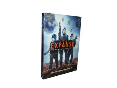 The Expanse: Season 3 Three (DVD, 2018, 4-Disc Set)