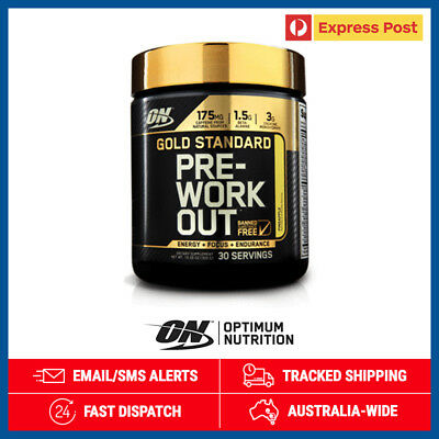 Gold Standard Pre Workout *Pineapple* by Optimum Nutrition (300g) + Free Postage