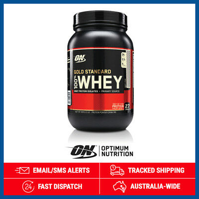 Gold Standard 100% Whey by Optimum Nutrition (Protein Powder)