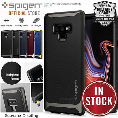 Galaxy Note 9 Case, Genuine SPIGEN Dual Layer  Neo Hybrid Cover for Samsung