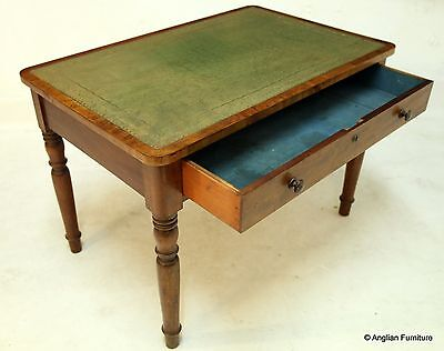 Victorian Sofa Table / Writing Desk With Drawer FREE Nationwide Delivery