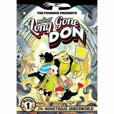 Long Gone Don: The Monstrous Underworld: Book 1 by Lorenzo Etherington, Robin...