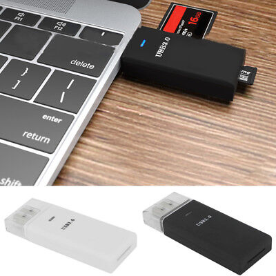 USB 3.0 High Speed Memory Card Reader Adapter For Micro SD SDXC TF T-Flash