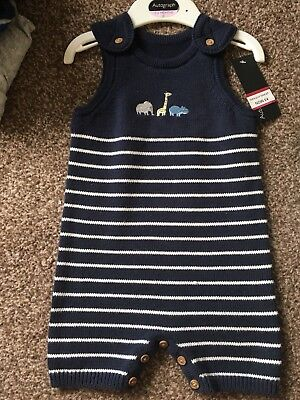 Marks and Spencer Dungarees 3-6 Months