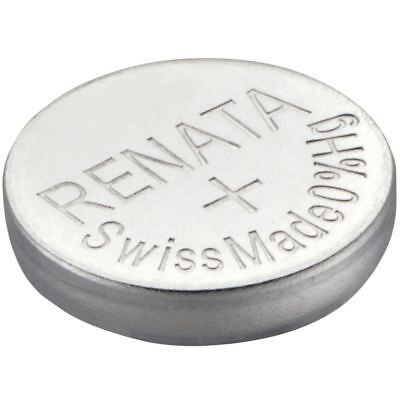 Renata 344 Silver Oxide Watch Button Cell Battery SR1136SW Swiss Made 1.55V New