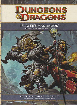 Dungeons & Dragons (4th Ed.): Player's Handbook